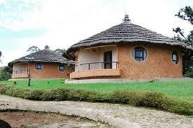 The Obudu ranch huts
