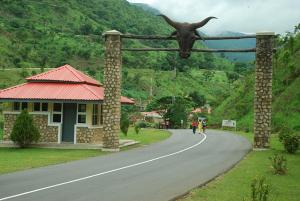 The Obudu ranch